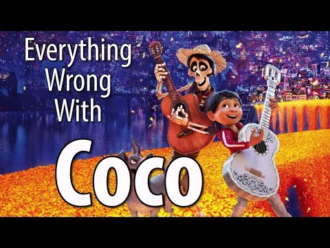 Everything Wrong With Coco In 14 Minutes Or Less