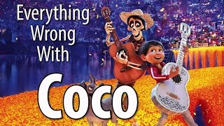 Everything Wrong With Coco In 14 Minutes Or Less thumbnail