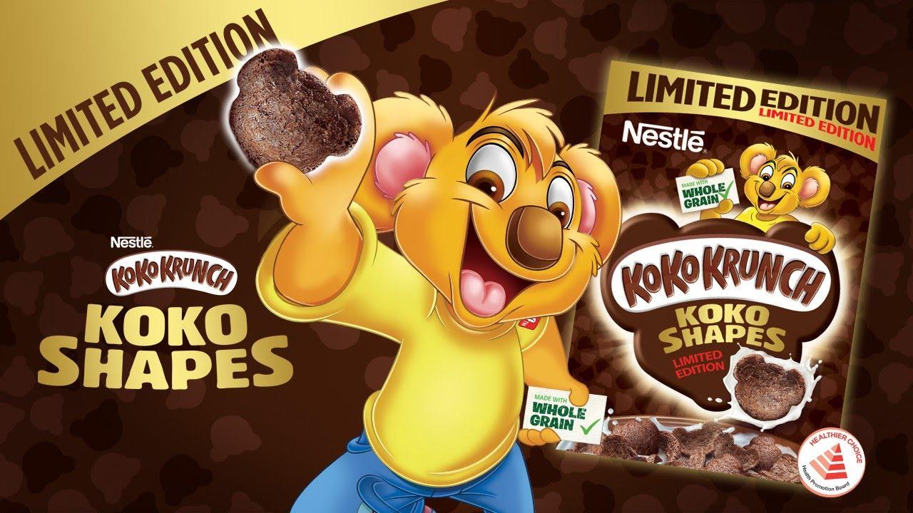 Limited edition koko krunch shapes youtube limited edition koko krunch shapes ccuart Images