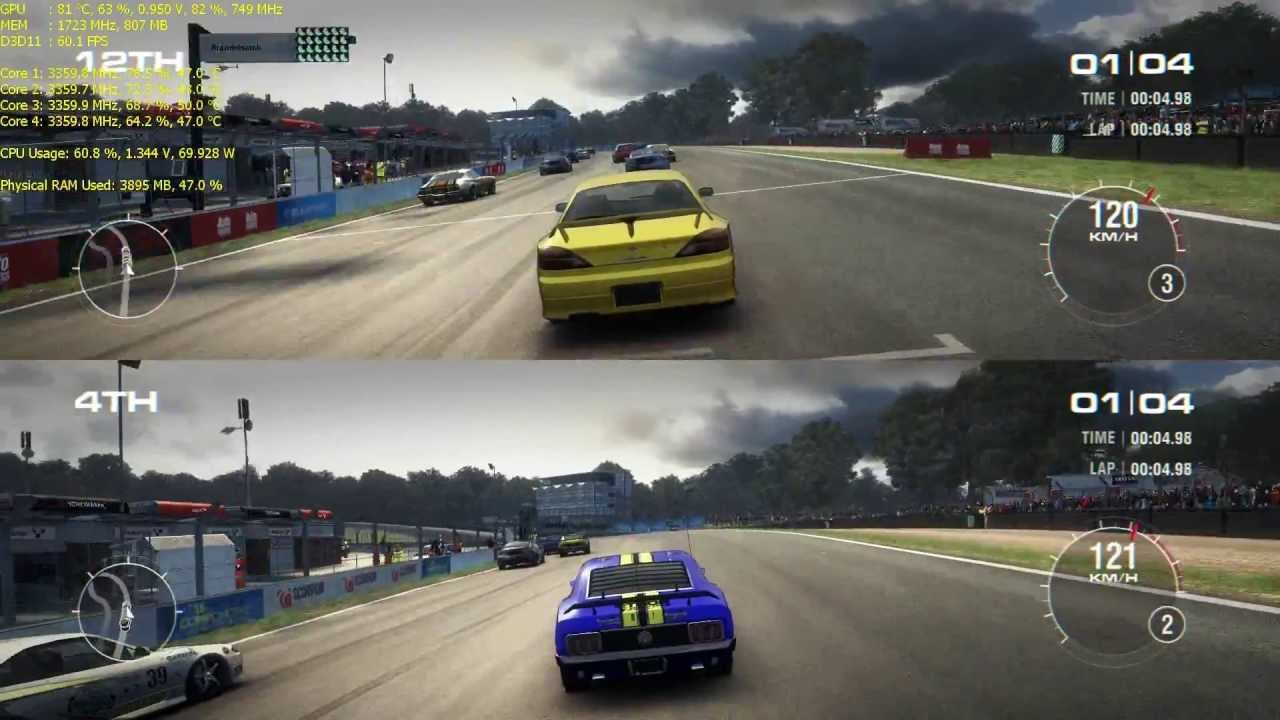 Image result for grid 2 gameplay pc