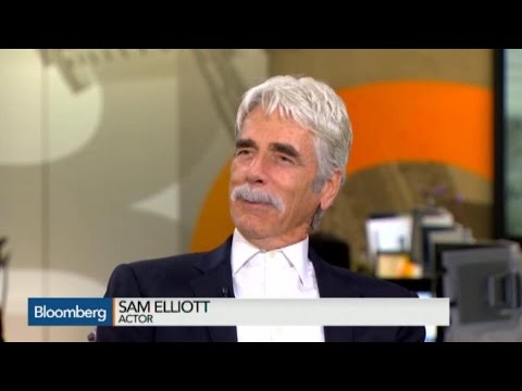 Sam Elliott on His Voice: It's All About Genetics