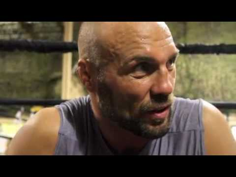Randy Couture UFC 118 Pre-Fight Interview, Wanted To Welcome James Toney to the UFC