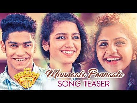 Oru Adaar Love Tamil Song Teaser Reaction | Priya Prakash Varrier, Roshan Abdul
