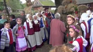 Dożynki Wojewódzkie w Olsztynku