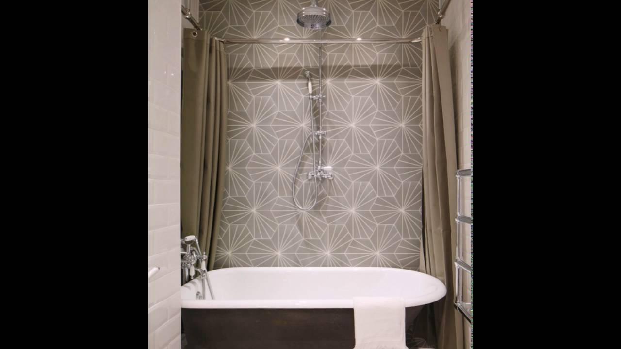 duschvorhang von der decke wi39 hitoiro. Black Bedroom Furniture Sets. Home Design Ideas