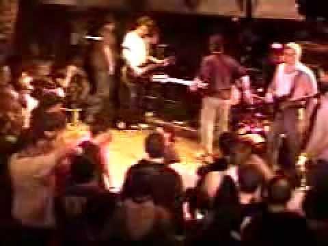 Leeway performing at CBGB's, February 25th, 2006.