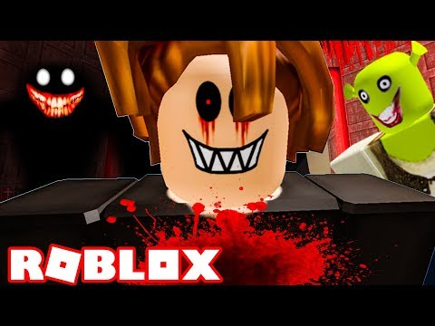 ROBLOX NEW SCARY ELEVATOR