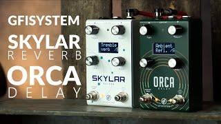 MAS Distro: GFI System - Skylar Reverb//Orca Delay