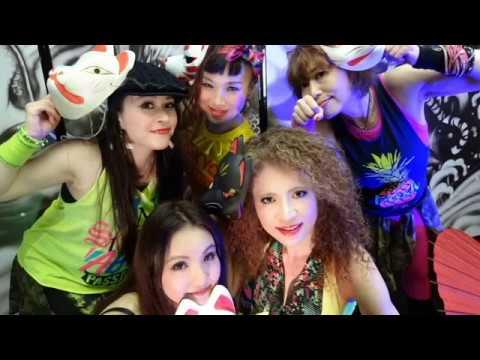ragga ranks mc jabbar samba dj m4rs carnibal by aki fujiwara