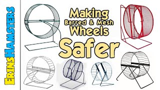HOW TO MAKE BARRED/MESH WHEELS SAFER