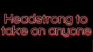 [HD] Trapt - Headstrong (Explict W/ Lyrics)