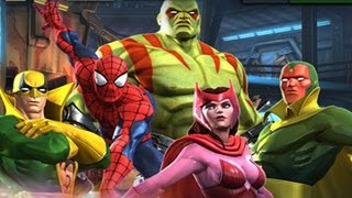 Marvel Contest Of Champions: Act 1 The Contest - Chapter 1 Challenge the Conqueror - 2 The Prize