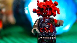 LEGO NINJAGO: Splinter in Time Episode 3: Vermillion Building!
