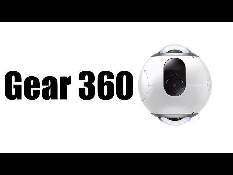 Samsung Gear 360 - крутая камера для панорам