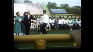 Corcoran California 8th grade Graduation Patricia Bates Smith.wmv