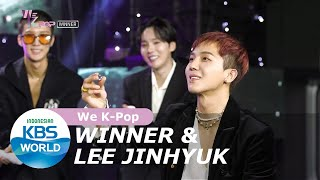 Download We K-Pop WINNER & Lee Jinhyuk Bagian 1 [SUB INDO]