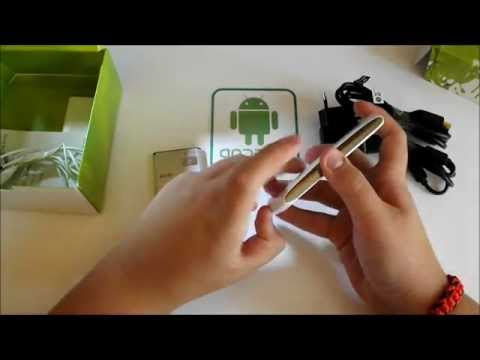 UNBOXING SONY ERICSSON XPERIA NEO V (ESPAÑOL) HD
