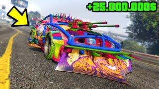 25.000.000$ ALLES KAUFEN ! GTA Online Neues UPDATE !