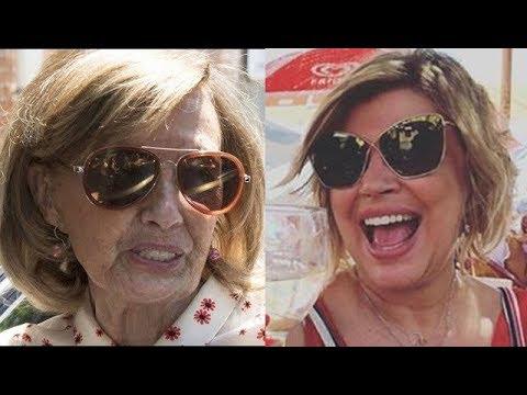 El gran ridículo de María Teresa Campos y Terelu en Buenos Aires