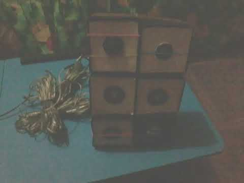 """My new speakers """"Waiting for your love"""" testing (late upload)"""