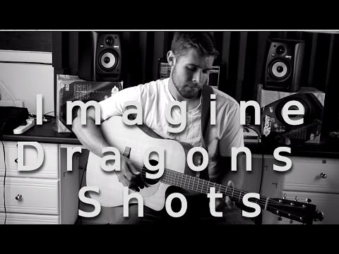 Imagine Dragons-Shots (Mark Justice Acoustic Cover)