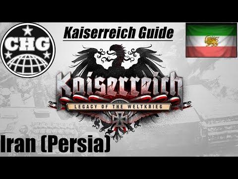 Kaiserreich Guide - Iran (Persia)