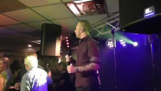 Hannes Jr - Blijf bij mij de hele nacht (live bij cd-presentatie Marco Meesters 28-1-2017)