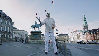 Video vakarai juggling