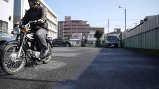 SUZUKI K50 試乗