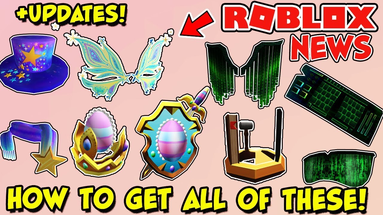 Roblox News New Items How To Get Them Crown Of Knowledge