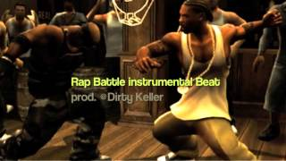 Rap Battle - Beat instrumental - Prod. Dirty Keller U.S.A - VENEZUELA UNDER 2014