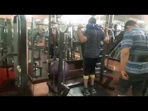 Leg press workout @ BBC gym malakpet(10)
