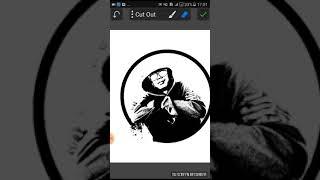 Tutorial Edit Face Logo ( Picsay Pro )
