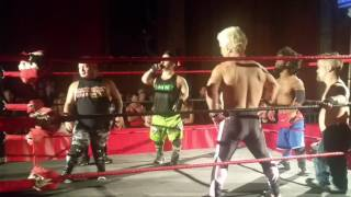 Extreme Midget Wrestling!  Pt. 1
