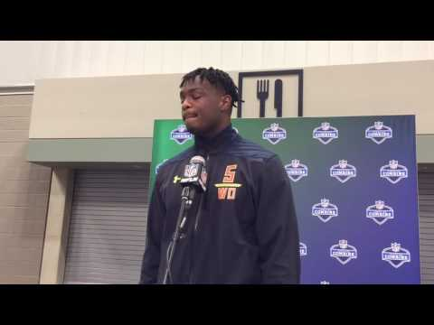 Noah Brown: Why did he enter the NFL Draft?