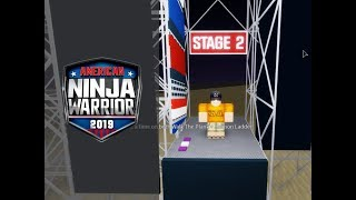 Roblox: ANW2019 - CRK running Stage 2