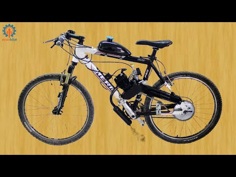 تحويل دراجة هوائية