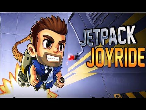 Jetpack Joyride Мультфильм Игра про ГЕРОЯ Барри надевшого Реактивный ранец #Мобильные игрыиз YouTube · С высокой четкостью · Длительность: 12 мин8 с  · Просмотры: более 5.000 · отправлено: 6-7-2017 · кем отправлено: Мобильные игры