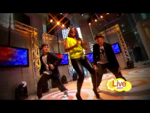Jessica Mauboy - Up/Down (Live) The Morning Show