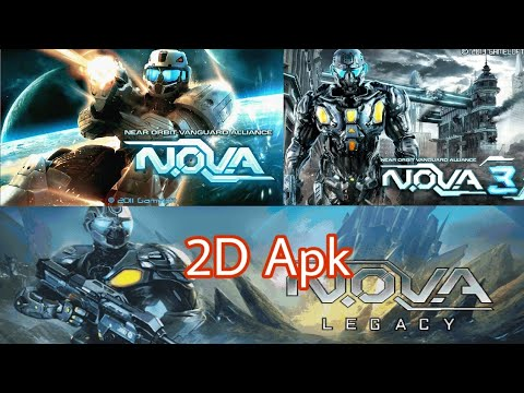 NOVA All 2D Game For Android By Tech Shakib (link In Description) 2019