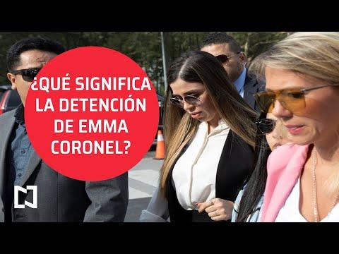 Emma Coronel detenida en EEUU - Estrictamente Personal