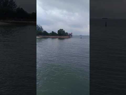 Chad Brih Travel Video: beach in Singapore