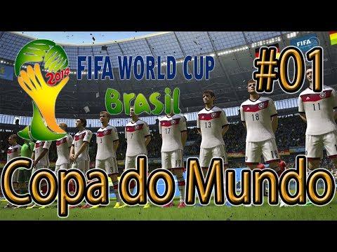 FIFA World Cup Brasil 2014 - Copa do Mundo: Alemanha - #01