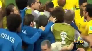 [Video World Cup 2014]Pha bóng Neymar's đá vào lưới croatia gỡ hòa cho brazil