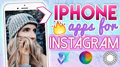 7 Best iPhone Apps For INSTAGRAM Photo Editing!