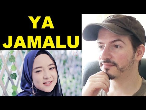 YA JAMALU - Sabyan Cover Song-Video REACTION + REVIEW