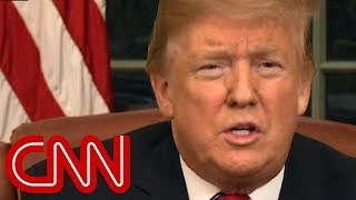 Trump's full speech from Oval Office on shutdown and border wall (Full national address) thumbnail