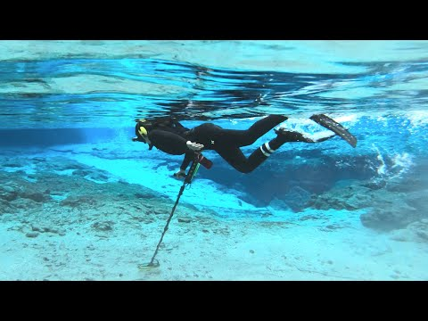 Underwater Metal Detecting With The Excalibur II (Found Lost Jewelry!)