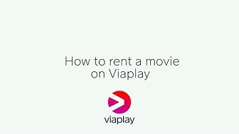 Näin vuokraat elokuvat Viaplayssa