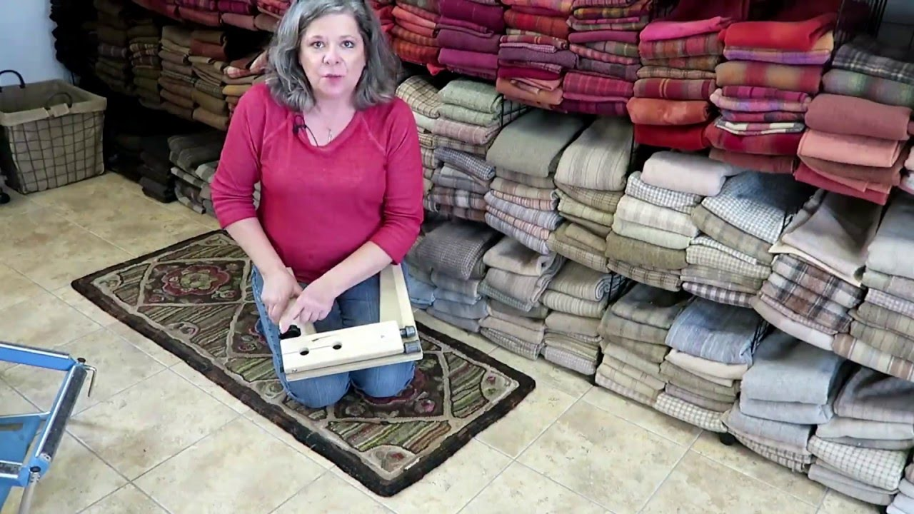 Floor Stand For Your Rug Hooking Frame